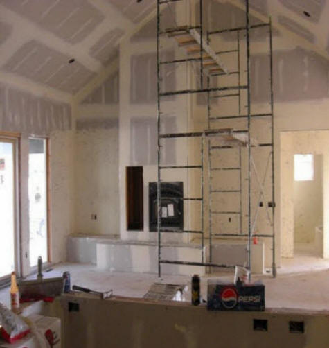 Atlanta GA Fireplace Reface - We do it all!! (Low Cost} | Remodel ...