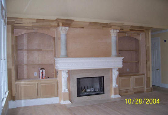 Atlanta ga 1 2 story addition we do it all low cost for Low cost home additions