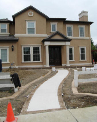 Atlanta ga stucco home we do it all low cost homes Stucco modular homes