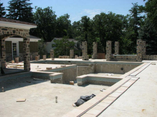 Atlanta Ga Pool House Builders We Do It All Low Cost